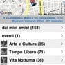 Discover tab, you can see or add nearby cool places, trendy venues