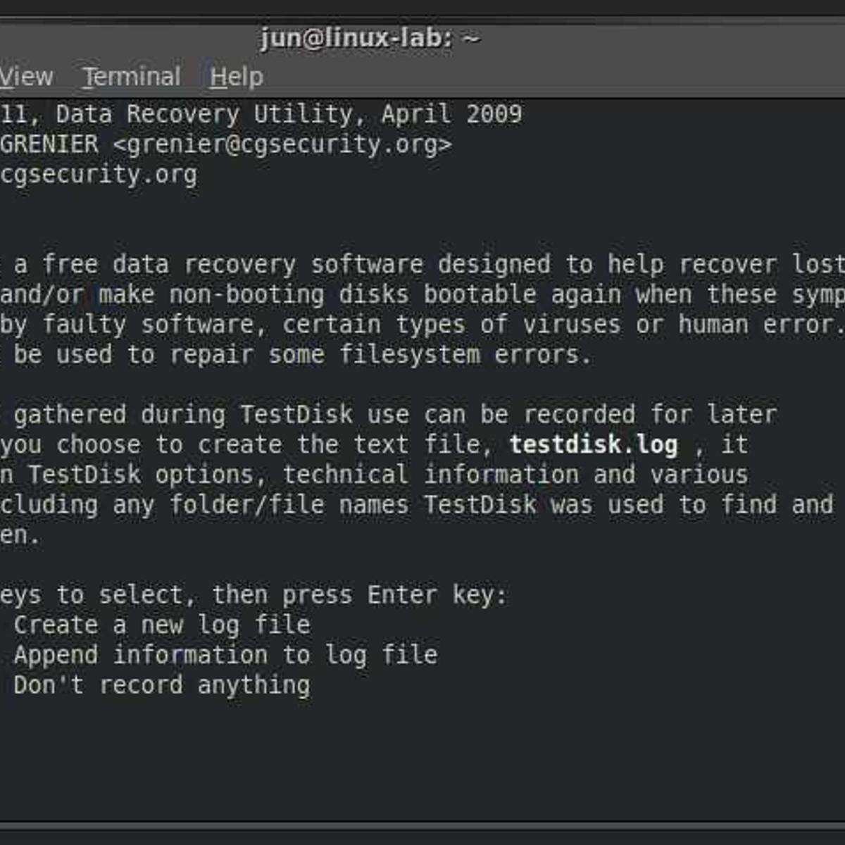TestDisk Alternatives and Similar Software - AlternativeTo net