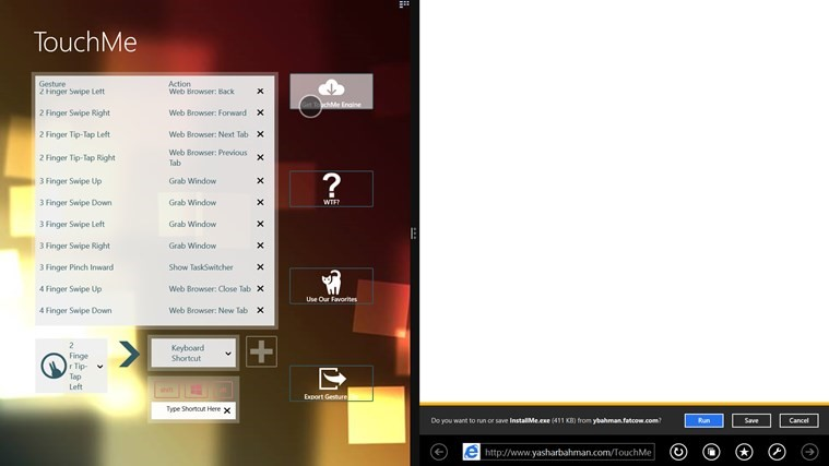 TouchMe Gesture Studio Alternatives and Similar Software