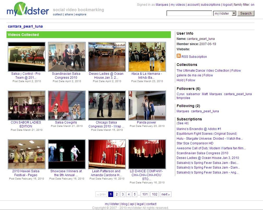 Its Possible To Update The Information On Myvidster Or Report It As Discontinued Duplicated Or Spam