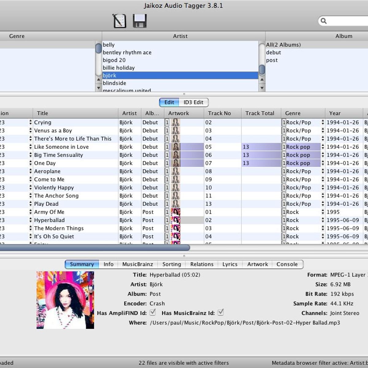 Jaikoz Alternatives and Similar Software - AlternativeTo net