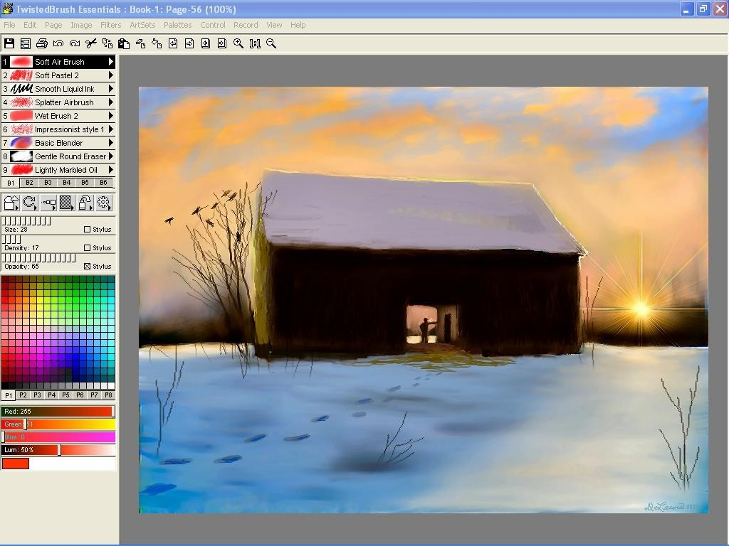 Twistedbrush studio alternatives and similar software Best painting software