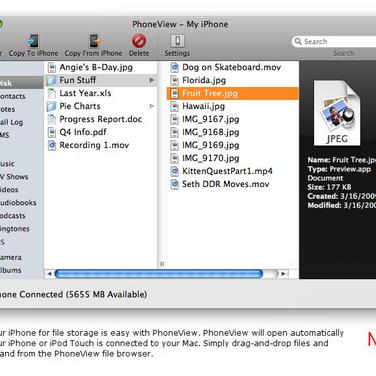PhoneView Alternatives and Similar Software - AlternativeTo net