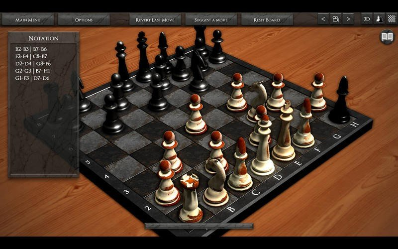 3D Super Chess Alternatives and Similar Games
