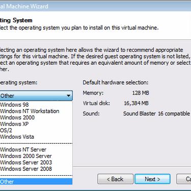 virtual pc software