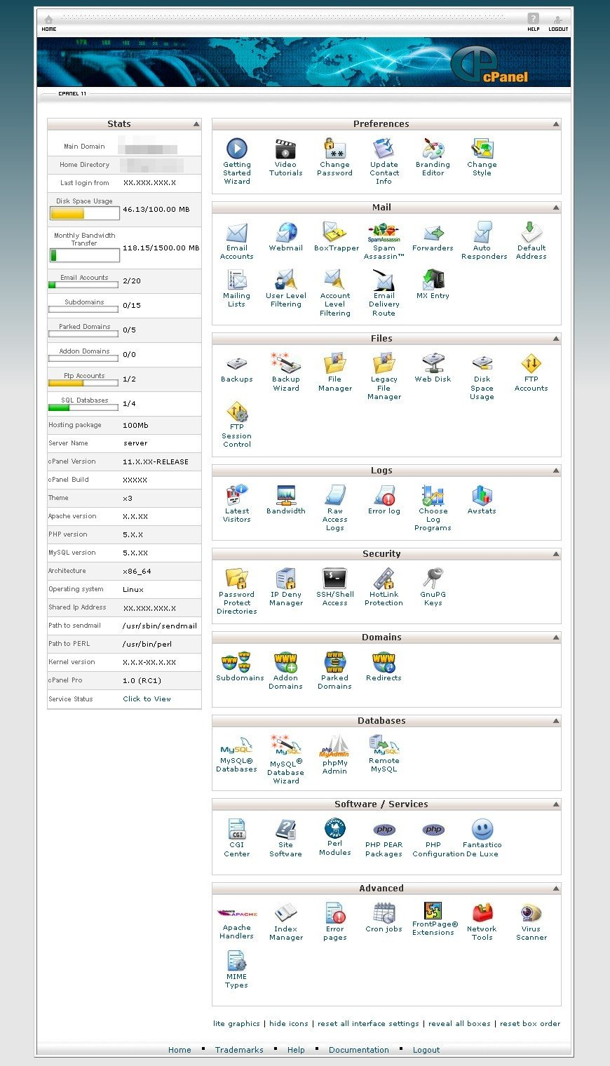 Cpanel For Mac
