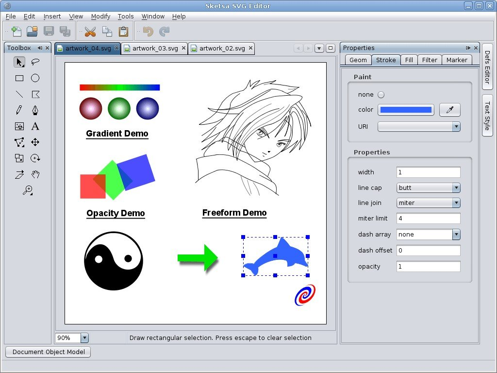 Sketsa Svg Editor Alternatives And Similar Software