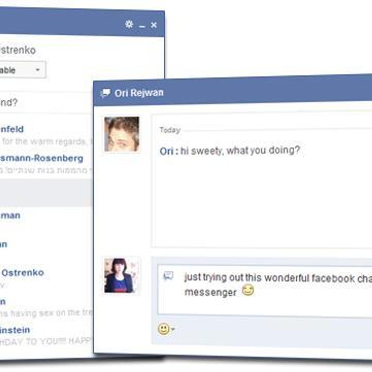 Facebook Chat Instant Messenger Alternatives and Similar