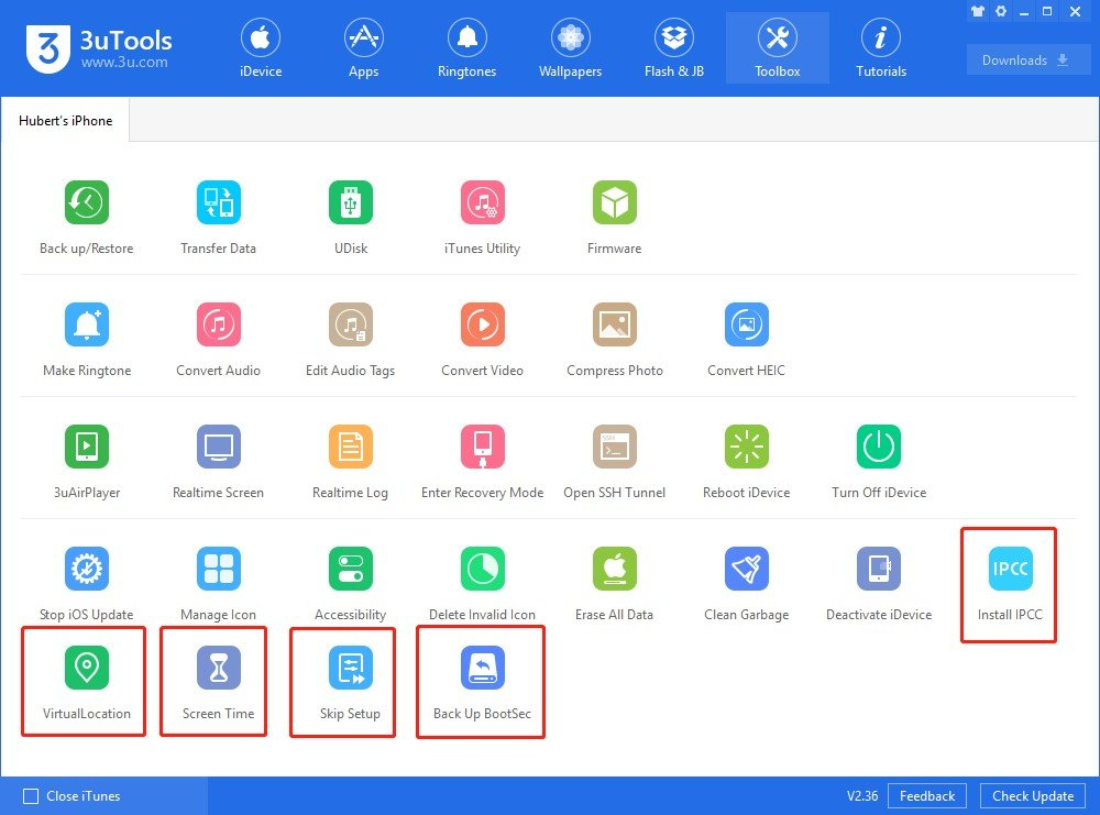 3uTools Reviews, Features, and Download links - AlternativeTo