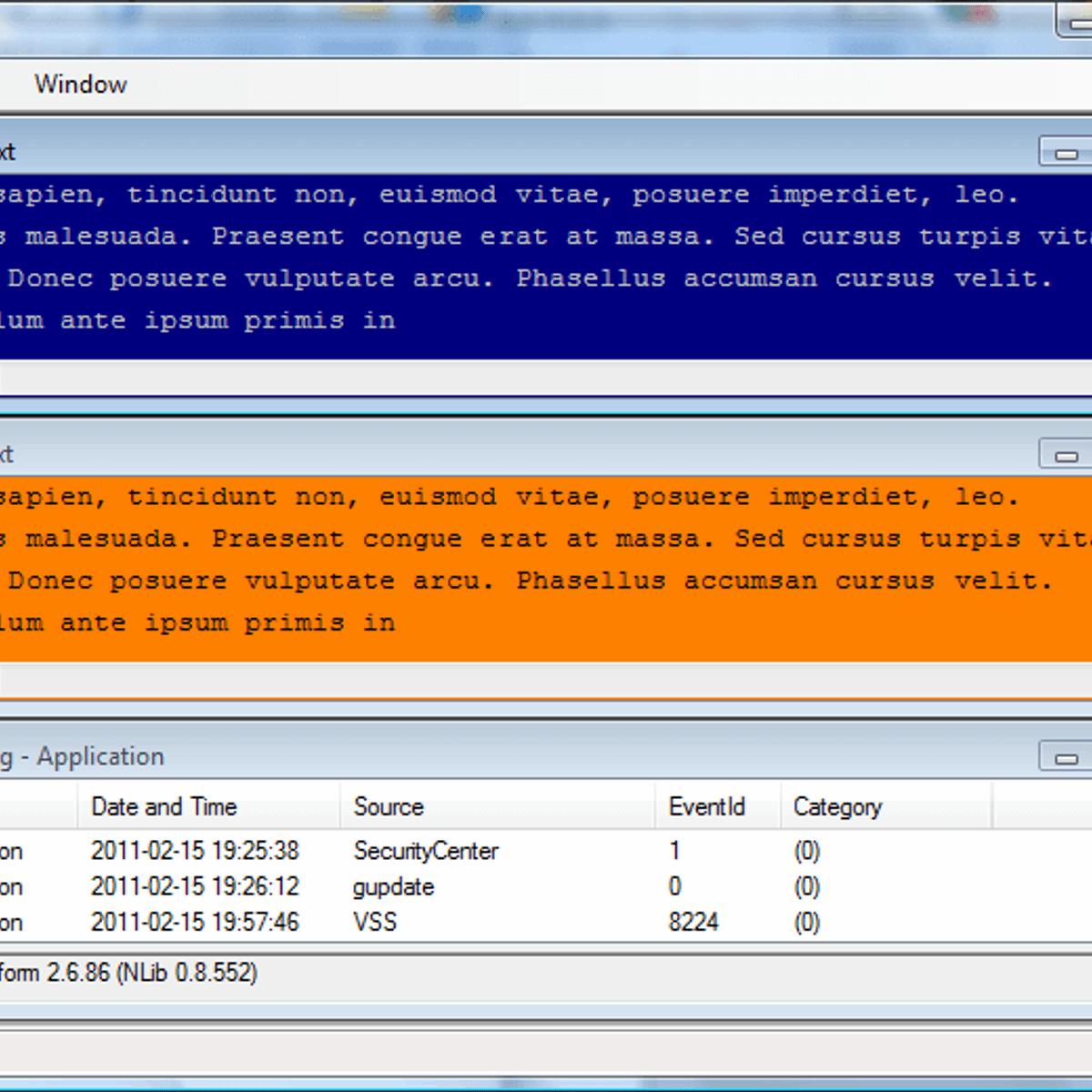 Baretail Software Free Download