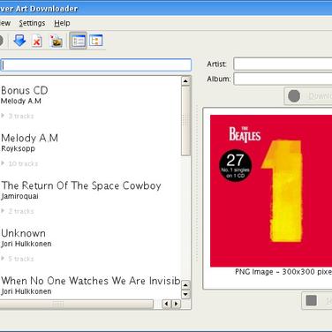 Album Cover Art Downloader Alternatives and Similar Software