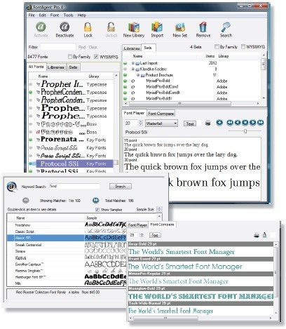 FontAgent Pro Alternatives and Similar Software