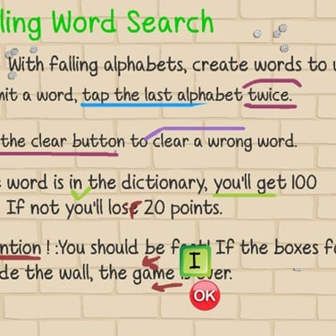 Falling Word Search Alternatives and Similar Games - AlternativeTo net