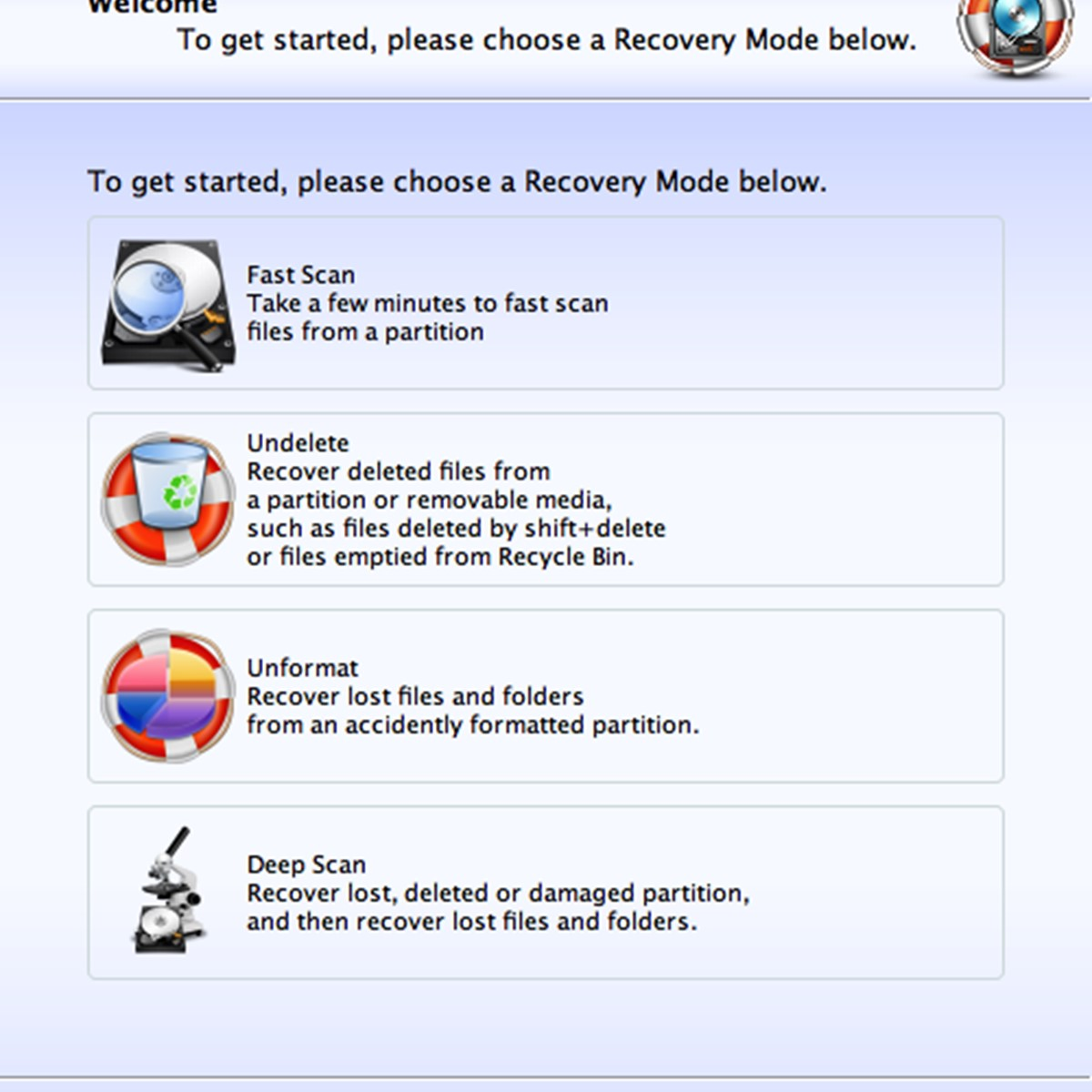 Lazesoft Mac Data Recovery Alternatives and Similar Software