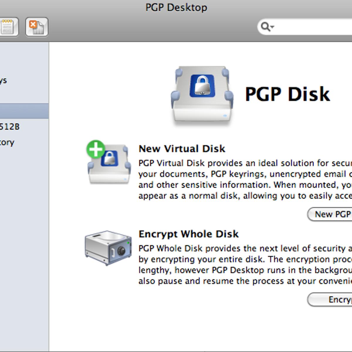 PGP Desktop Alternatives and Similar Software - AlternativeTo net