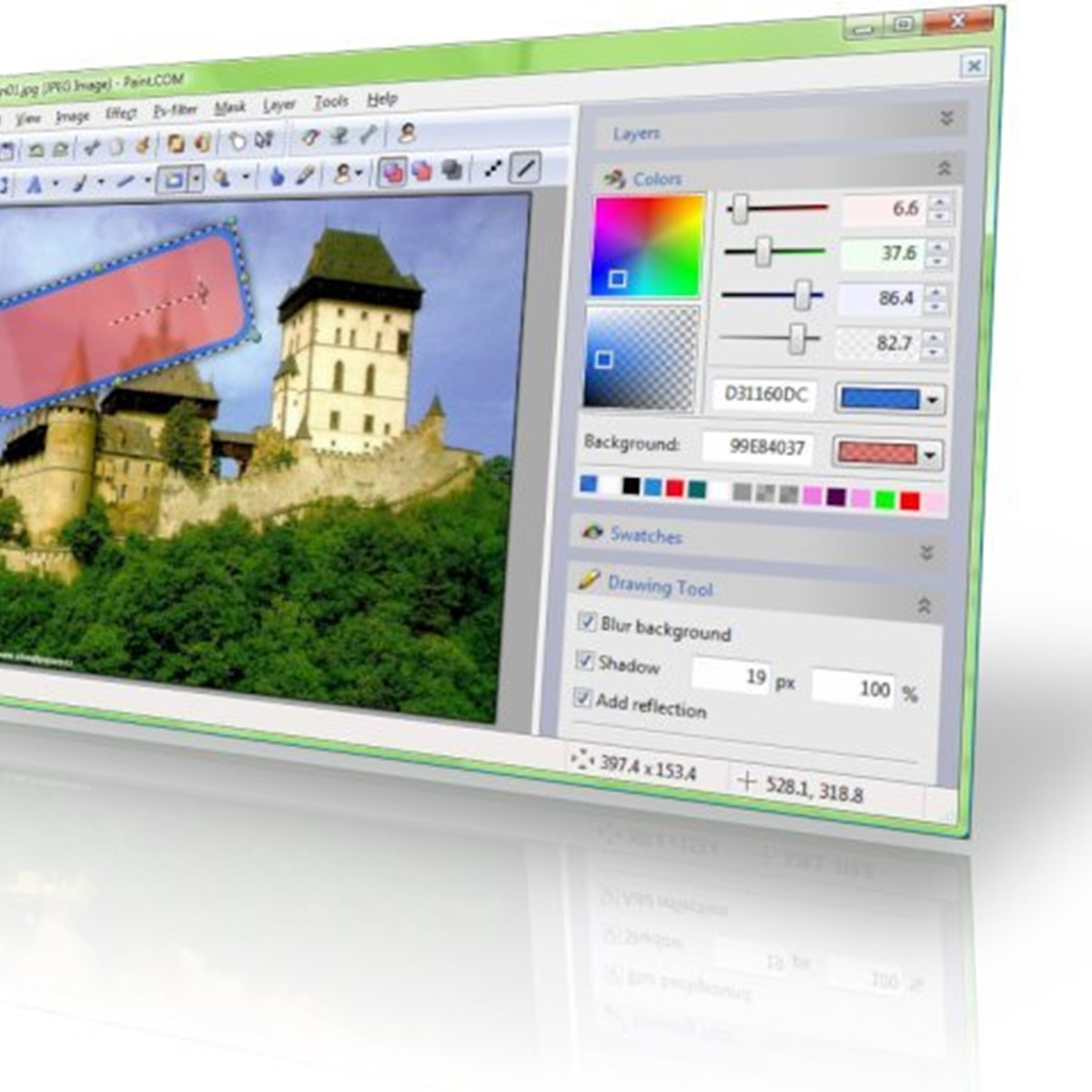 Paint Net Export All Layers