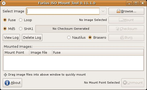 Furius ISO Mount Alternatives and Similar Software