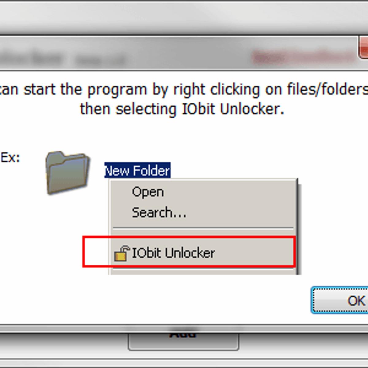 IObit Unlocker Alternatives and Similar Software
