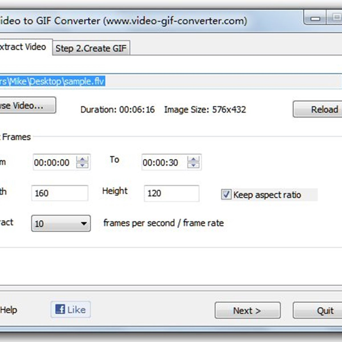mp4 to gif converter software download
