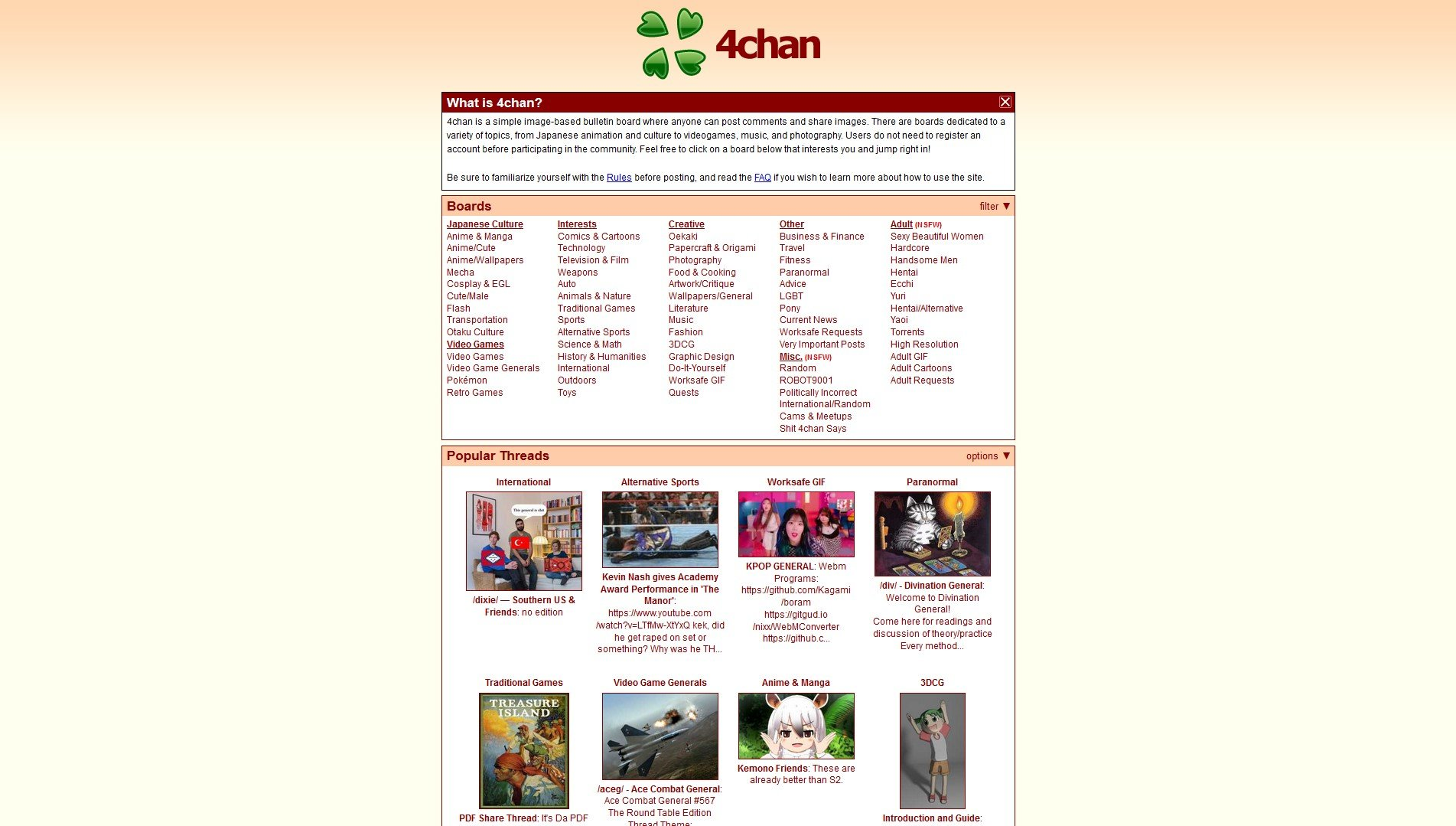 4chan Alternatives and Similar Websites and Apps