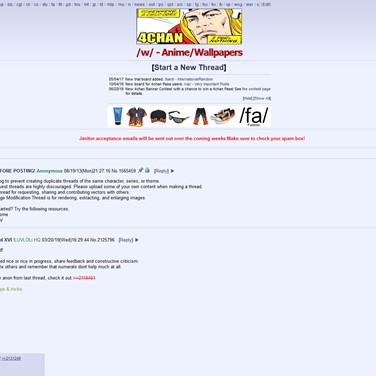 4chan Alternatives and Similar Websites and Apps - AlternativeTo net