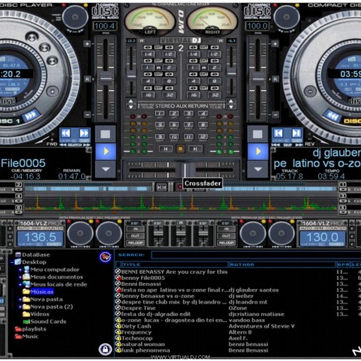 free virtual dj 8 for windows 10