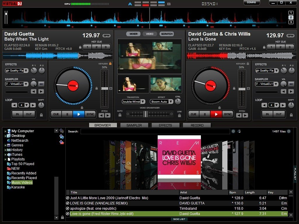 virtual dj 8 pc soft