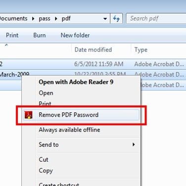 4dots Free PDF Password Remover Alternatives and Similar