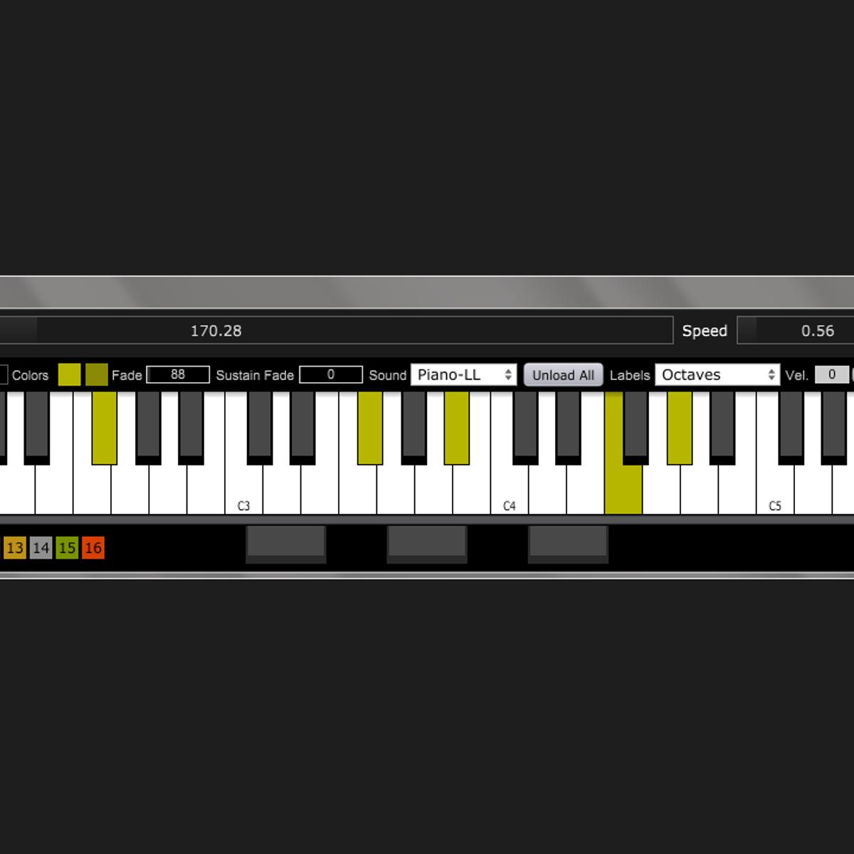 VirtualKeyboard (VST/AU plugin, Standalone) Alternatives and