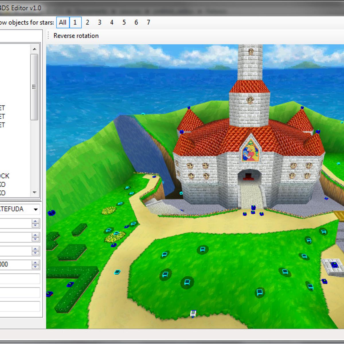 Super Mario 64 Ds Editor Alternatives And Similar Games