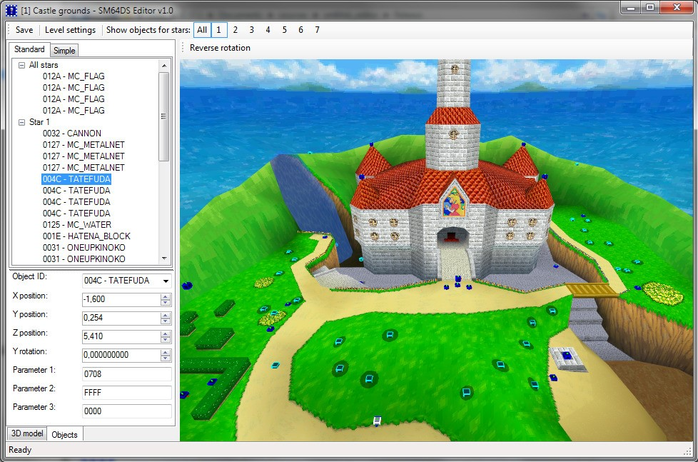 Super Mario 64 DS Editor Alternatives and Similar Games