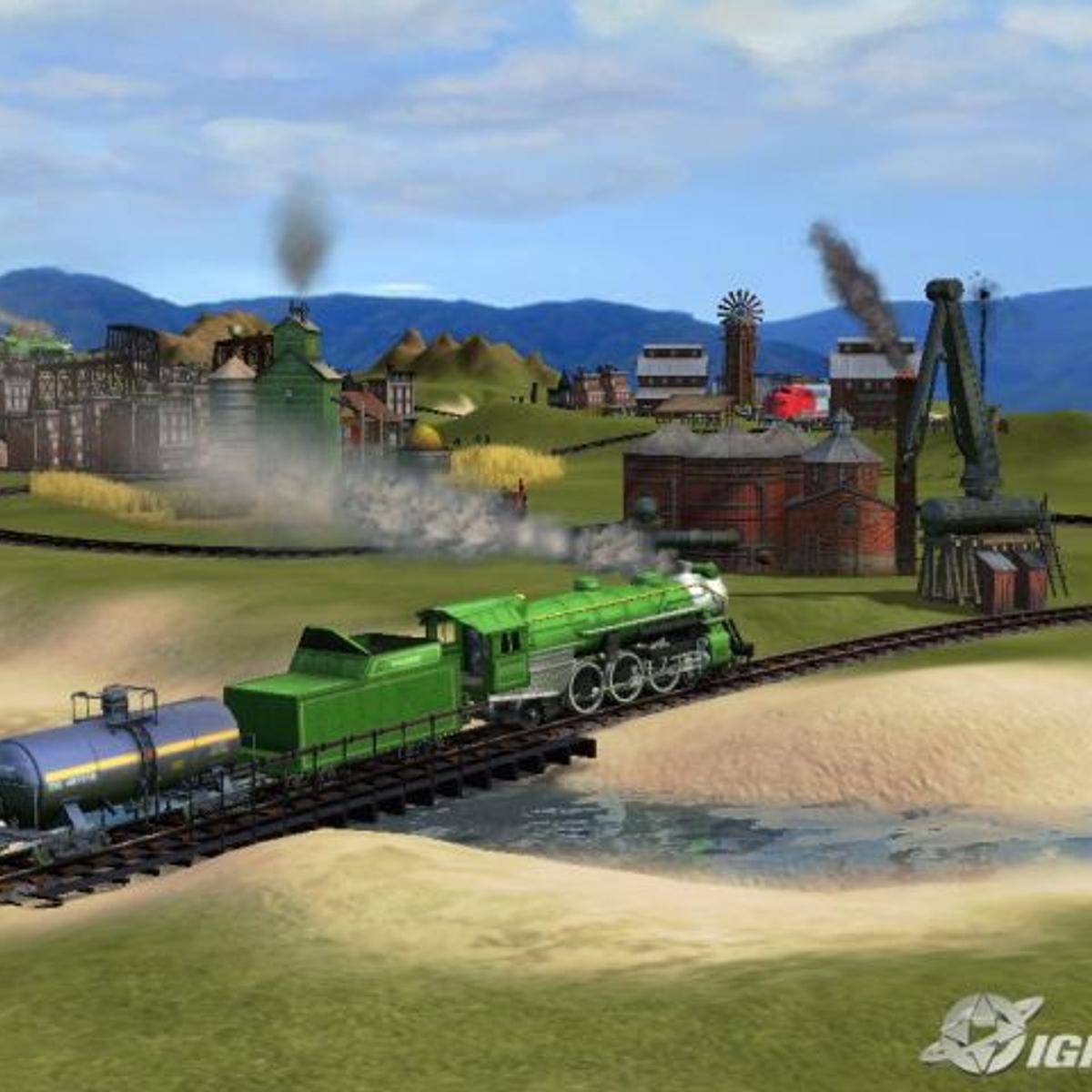 Railroads!