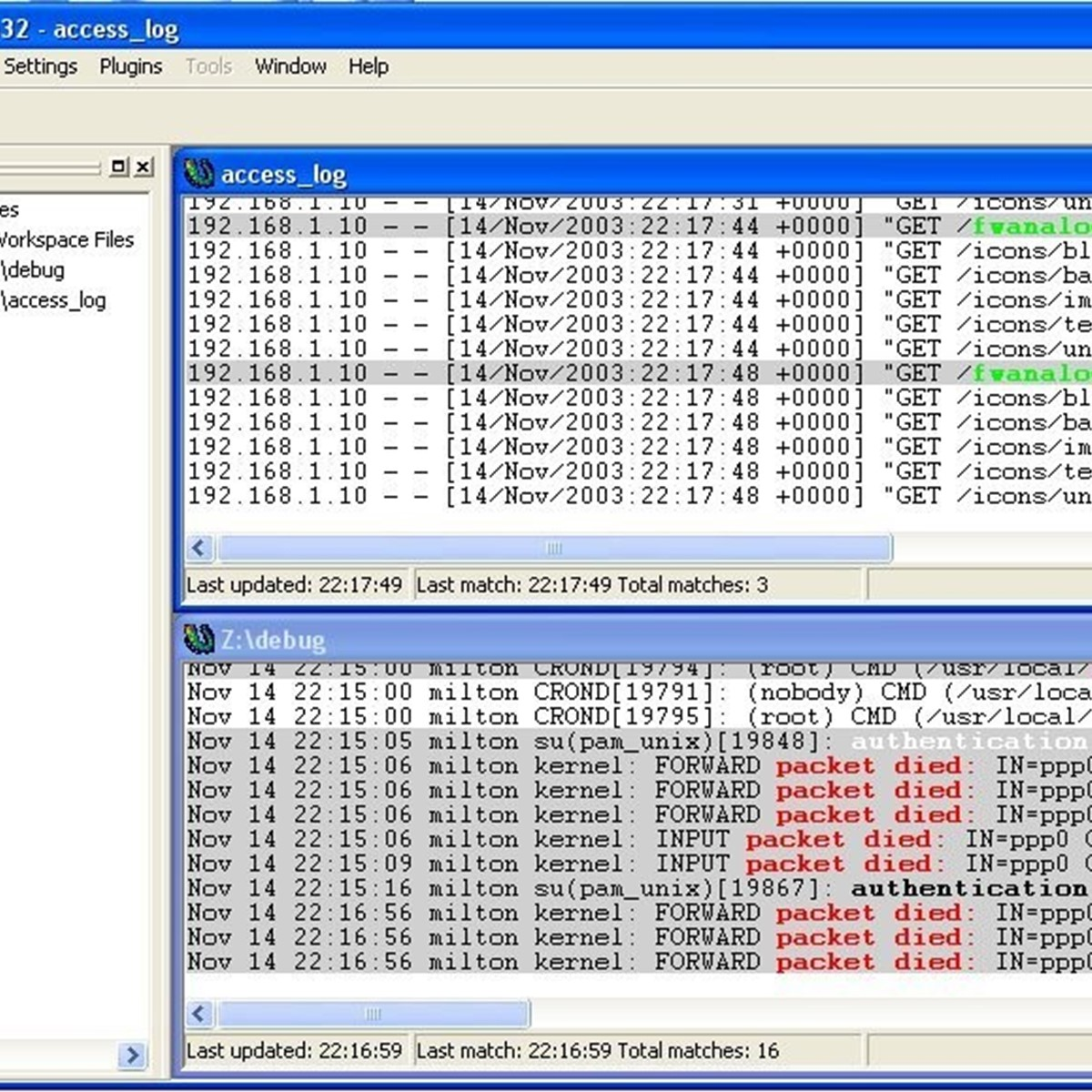 Tail for Win32 Alternatives and Similar Software - AlternativeTo net