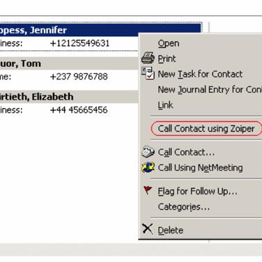 Zoiper Alternatives and Similar Software - AlternativeTo net