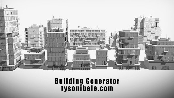 Building generator alternatives and similar software for Building layout maker