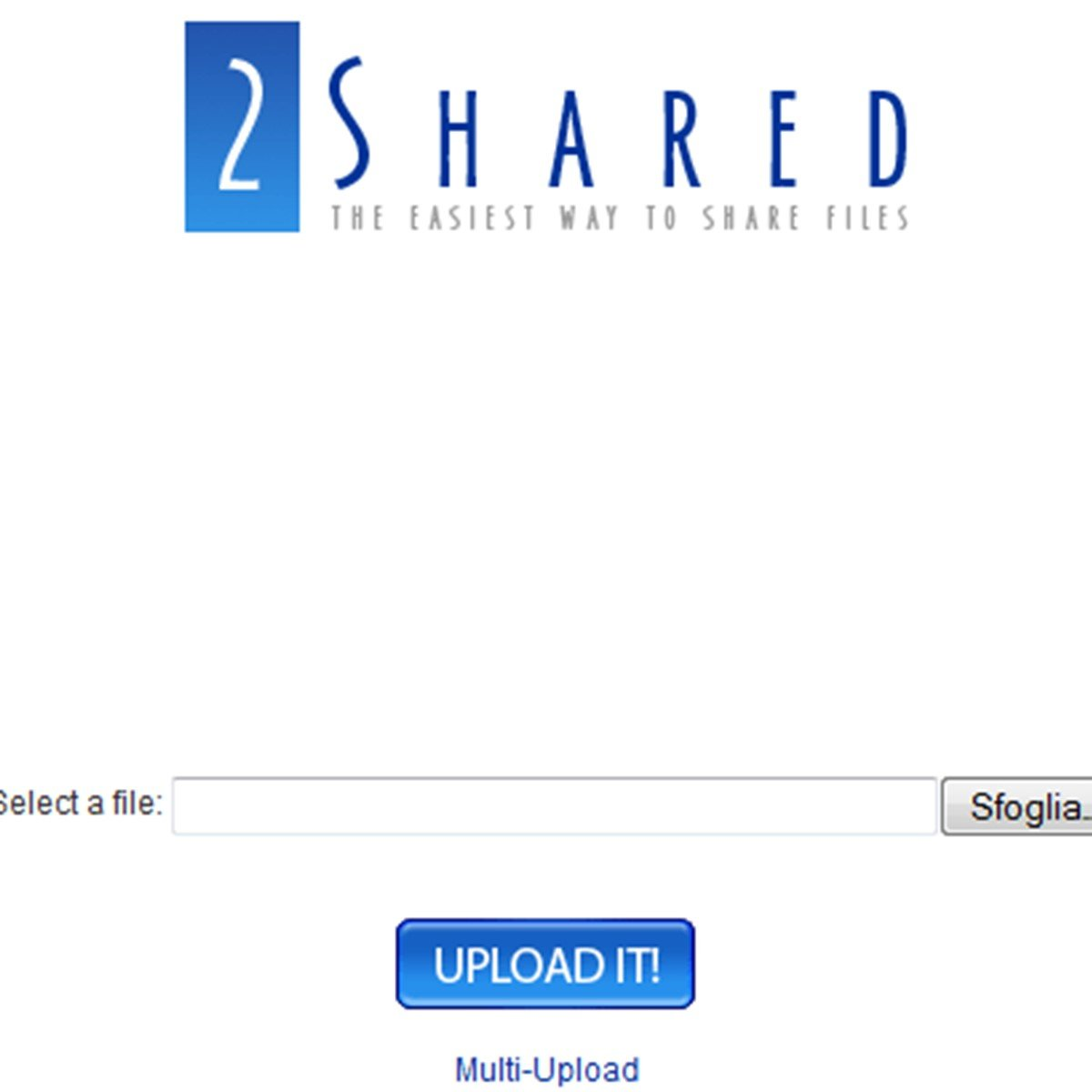 2Shared Alternatives and Similar Websites and Apps