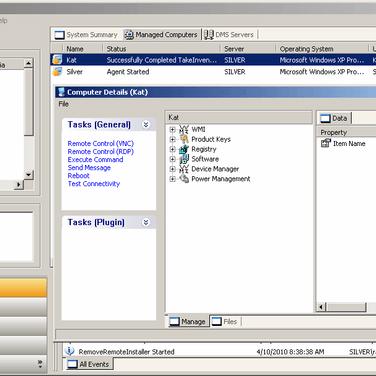 DMS (Desktop Management System) Alternatives and Similar