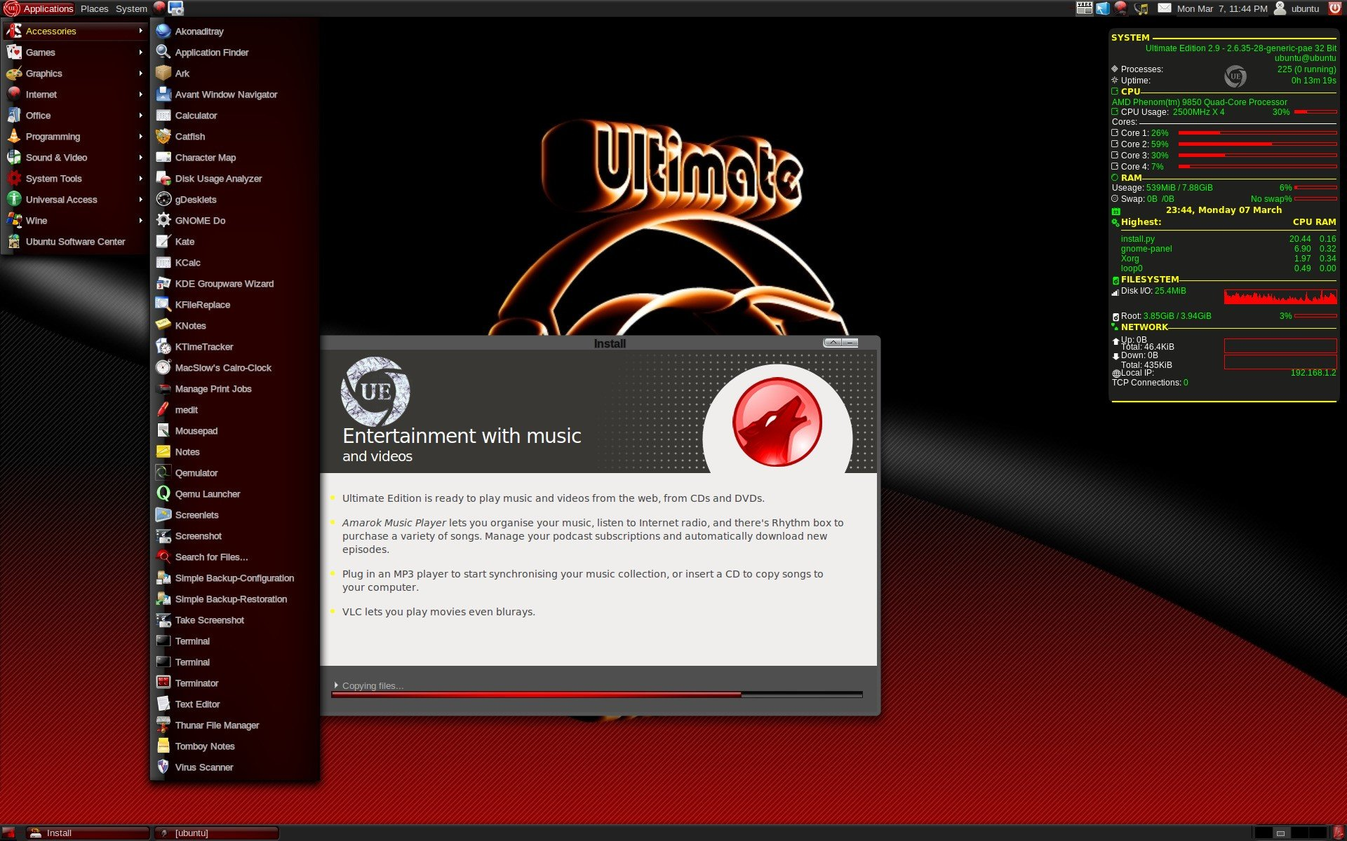 Linux Ultimate Edition Alternatives and Similar Software