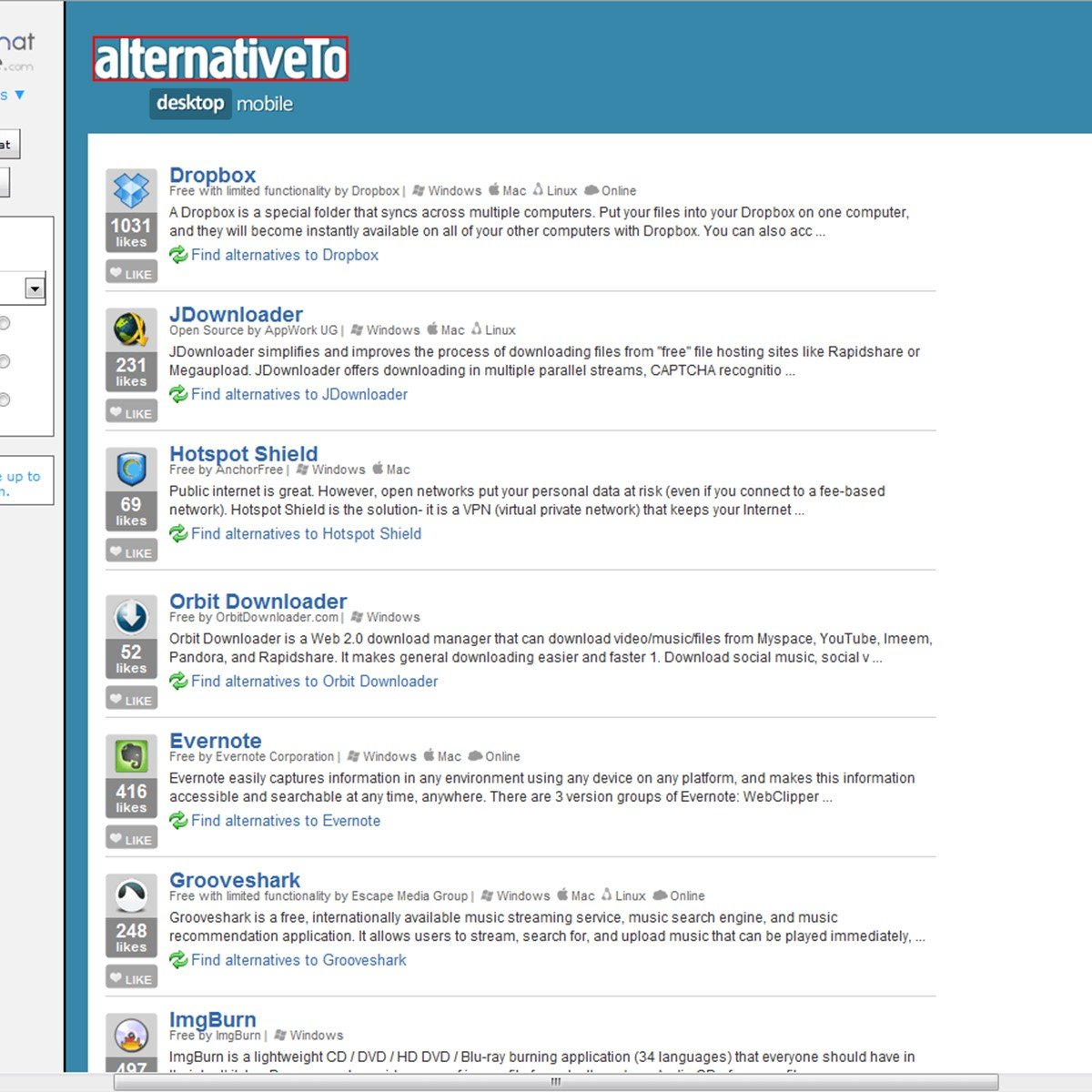 Print What You Like Alternatives and Similar Software
