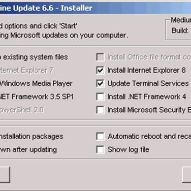 WSUS Offline Update Alternatives and Similar Software