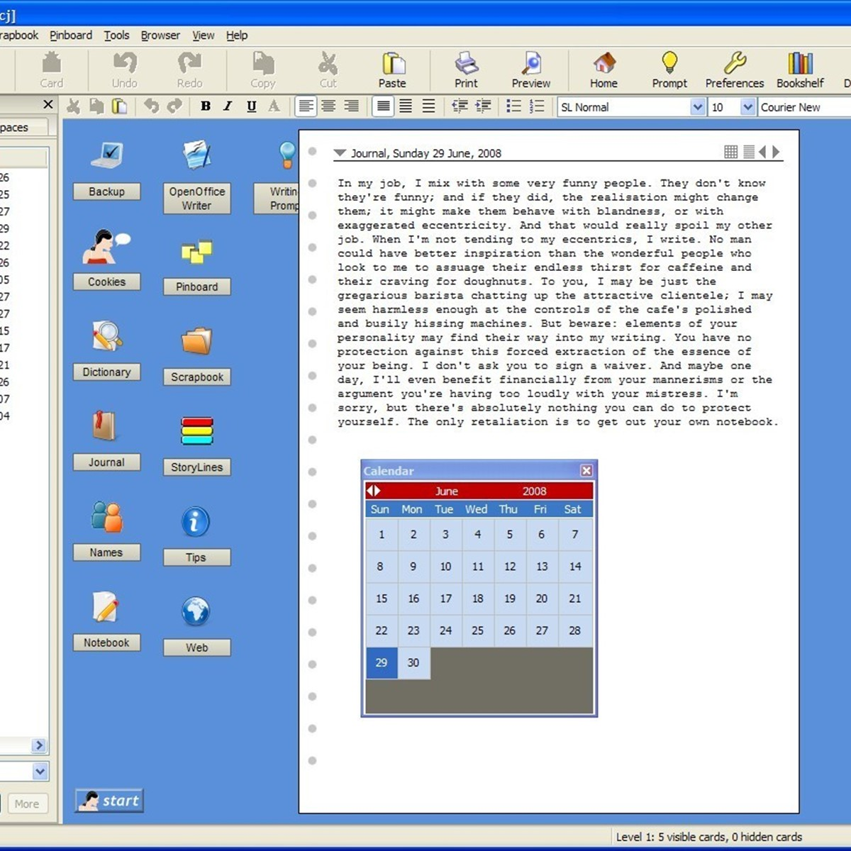 software creative writing 11 filas  best creative writing software: we have reviewed the best creative writing software for years in our latest tests, we spent over 30 hours evaluating 10 creative.