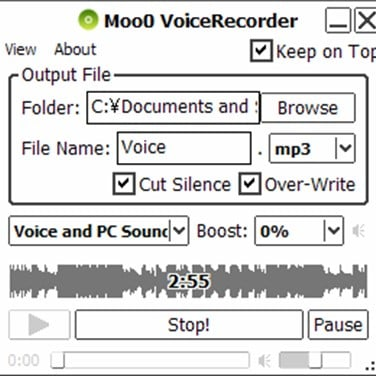 Moo0 Voice Recorder Alternatives and Similar Software