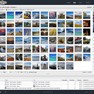 Overall view of 55Photos web application