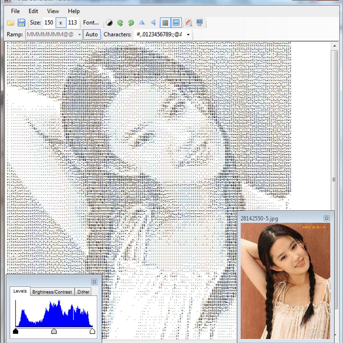 Ascii graphic generator  🌷 Top 5 ASCII Art Generators  2019-04-24