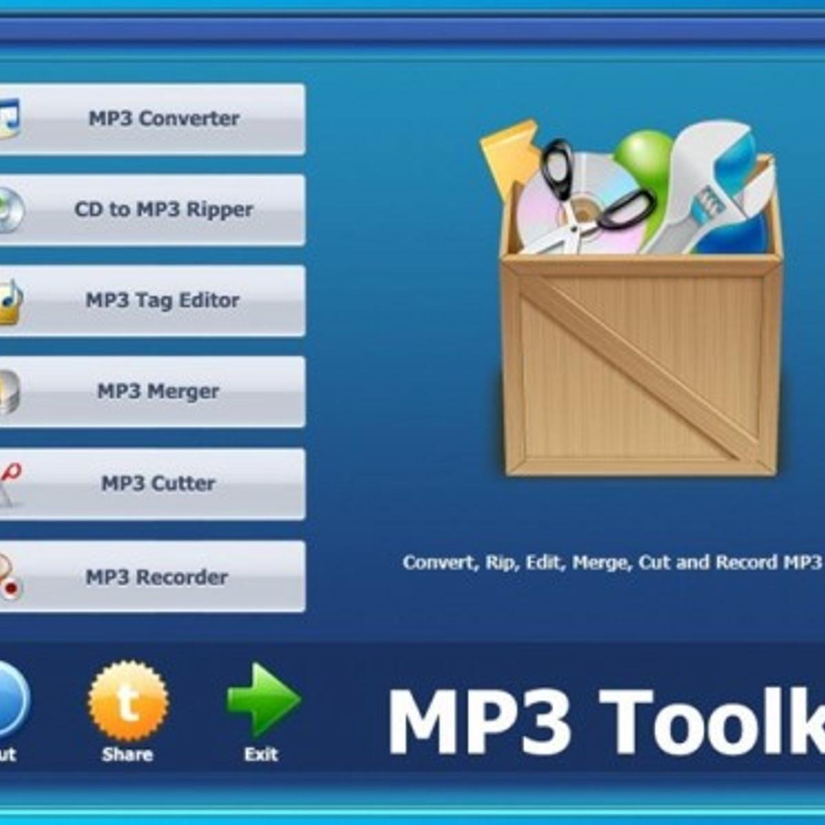 MP3 Toolkit Alternatives and Similar Software