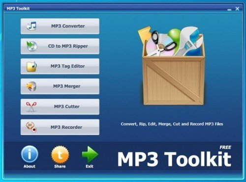 MP3 Toolkit Alternatives and Similar Software