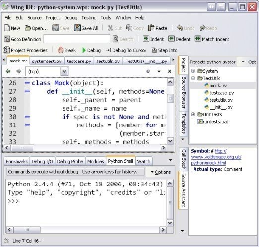 netbeans python code style guide