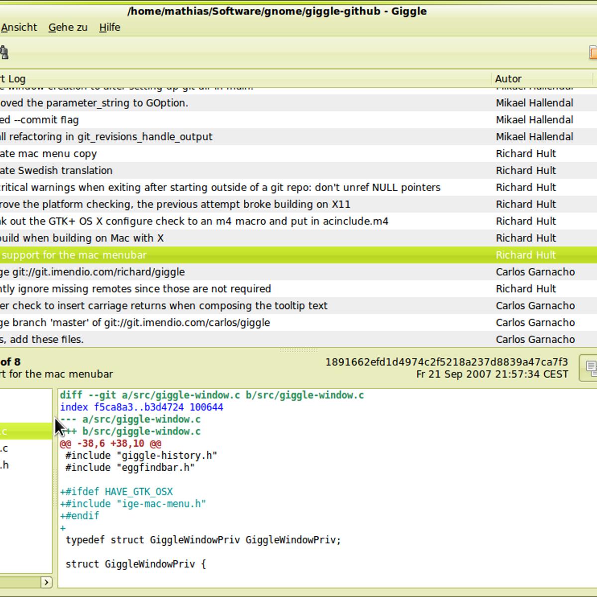 Giggle Alternatives and Similar Software - AlternativeTo net