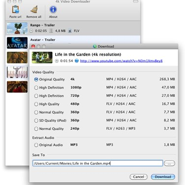 4k Video Downloader Alternatives and Similar Software
