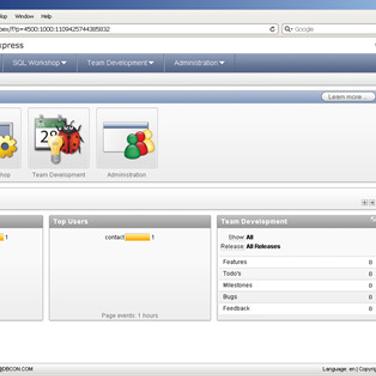 Oracle APEX Alternatives and Similar Software - AlternativeTo net